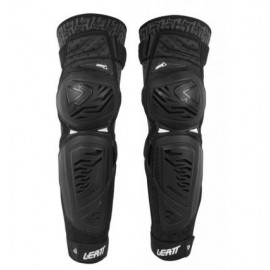 KNEE AND SHINGUARD EXT BLACK