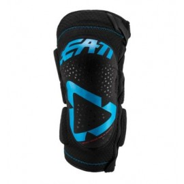 KNEE GUARD 3DF 5.0 ZIP FUEL/BLACK