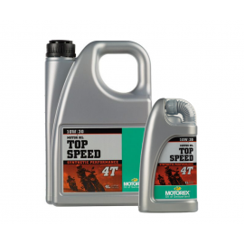 ULEIURI MOTOREX TOP SPEED 1L / 4L 10W30