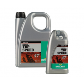 ULEIURI MOTOREX TOP SPEED 1L / 4L 15w50