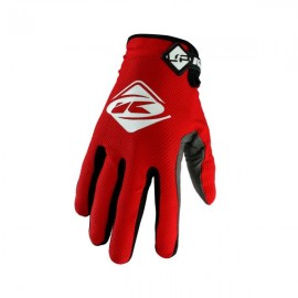 Gloves Up red