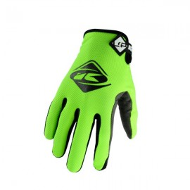 Gloves Up Neon Yellow