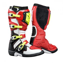 KENNY PERFOMANCE BOOTS RED