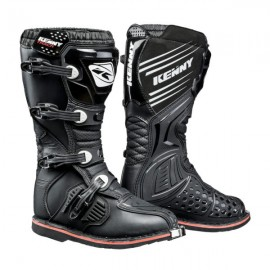 KENNY TRACK BOOTS BLACK