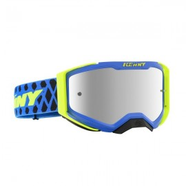 PERFORMANCE Goggles Level 2 Blue Neon Yellow