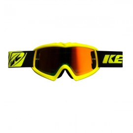 KENNY Lunettes Performance Jaune Fluo