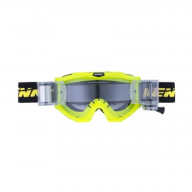 KENNY Lunettes Track Max Jaune fluo ROLL-OFF