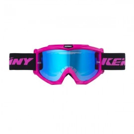 KENNY Lunettes Track + Neon pink