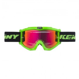 KENNY Lunettes Track + Neon green