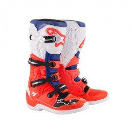 Alpinestars Cizme Tech 5 Blue/Red/White 2019