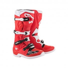 Alpinestars Cizme Tech 5 Red/White 2019