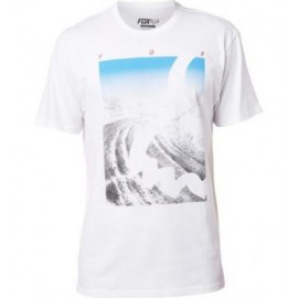 EYECON PHOTO SS TEE OPT WHITE