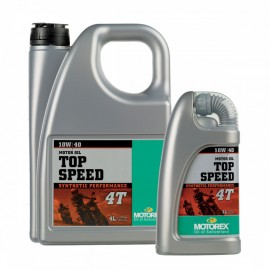 ULEIURI MOTOREX TOP SPEED 1L / 4L 10w40