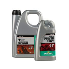 ULEIURI MOTOREX TOP SPEED 1L / 4L 5w40