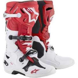 Alpinestars Cizme Tech 10 Red/White/Black