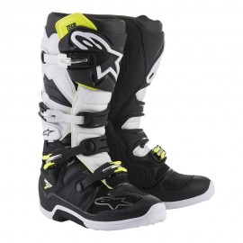 Alpinestars Cizme Tech 7 Black/White