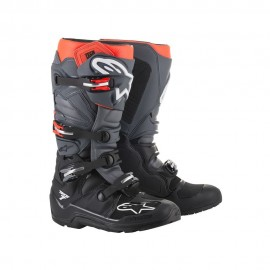 Alpinestars Cizme Tech 7 Enduro Black/Red/Gray