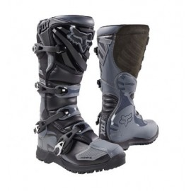 FOX COMP 5 OFFROAD BOOT GRAY/BLACK