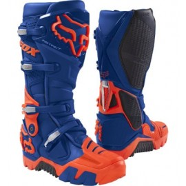 FOX INSTINCT OFF ROAD BOOT BLUE