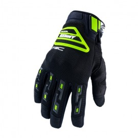 KENNY Gloves SF-Tech Black Neon Yellow