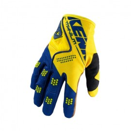 KENNY Gloves Titanium Yellow