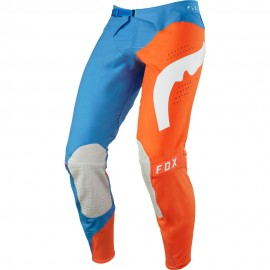 Fox Pantaloni Flexair Hifeye Blue/Orange 2018