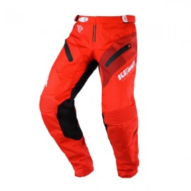 KENNY Pants Titanium Red