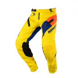 KENNY Pants Titanium Yellow