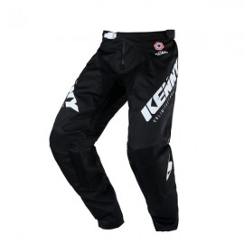 KENNY Pants Track Raw Black