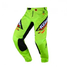 KENNY Pants Track Lime Black