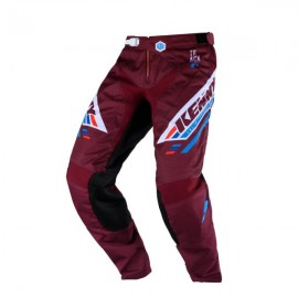 KENNY Pants Track Burgundy