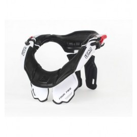 LEATT NECK BRACE DBX 4.5 WHITE