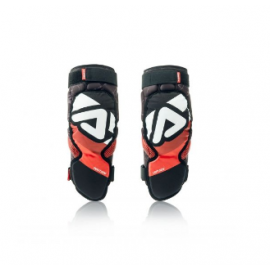 Acerbis Genunchiere Soft 3.0 Black/Red