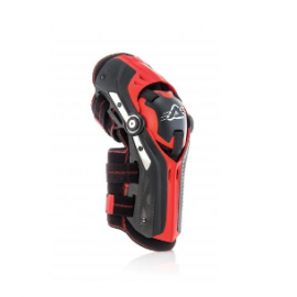 Acerbis Genunchiere Gorilla Black/Red