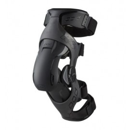 POD MX POD K4 V 2.0 Knee Brace Graphite Black