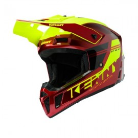 KENNY HELMET PERFORMANCE PRF Red Candy