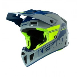 KENNY HELMET PERFORMANCE PRF Grey Neon Yellow