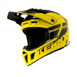 KENNY HELMET PERFORMANCE PRF Yellow Black