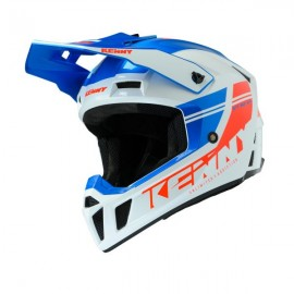 KENNY HELMET PERFORMANCE PRF Blue White Red