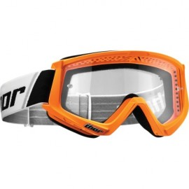 Ochelari THOR COMBAT Fluo Orange/Black