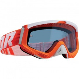 Ochelari THOR Sniper Fluo Orange/White