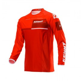 KENNY Jersey Titanium Red