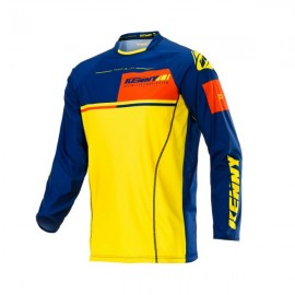 KENNY Jersey Titanium Neon Yellow