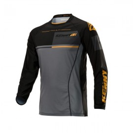 KENNY Jersey Titanium Black Gold