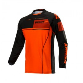 KENNY Jersey Titanium Orange/Black