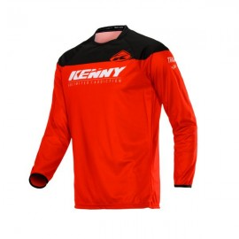 KENNY Jersey Track Raw Red