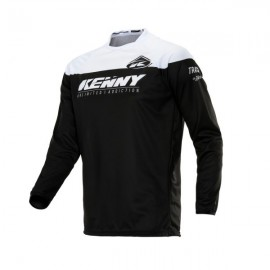 KENNY Jersey Track Raw Black White