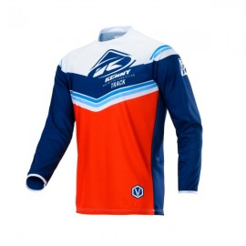 KENNY Jersey Track Red Navy