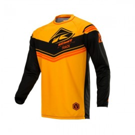KENNY Jersey Track Black Orange