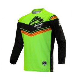 KENNY Jersey Track Lime Black